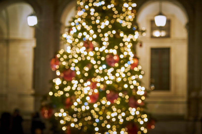 Christmas lights  di Tita_86