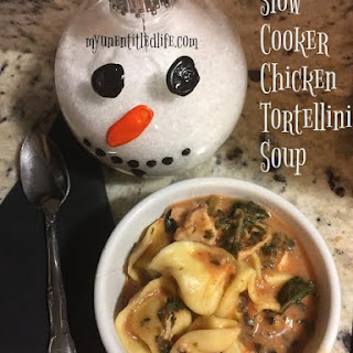 Slow Cooker Chicken Tortellini Soup Ingredients