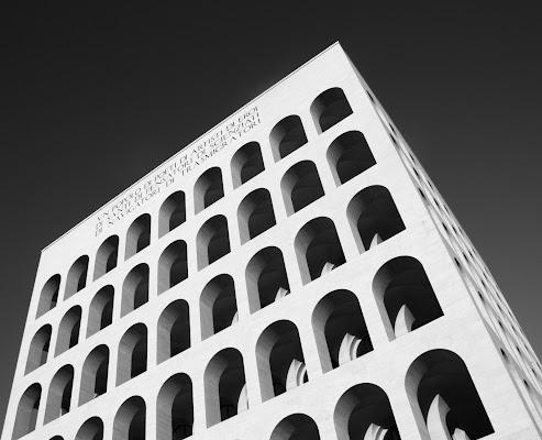 Colosseo Quadrato di Claudio Marchionne