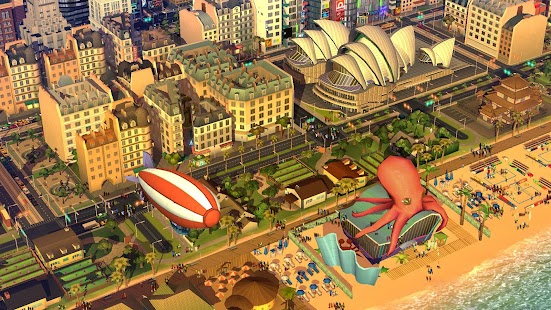 SimCity BuildIt Screenshot 7