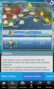 Meteolanterna screenshot 7