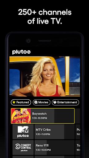 Pluto TV - Free Live TV and Movies screenshot 1