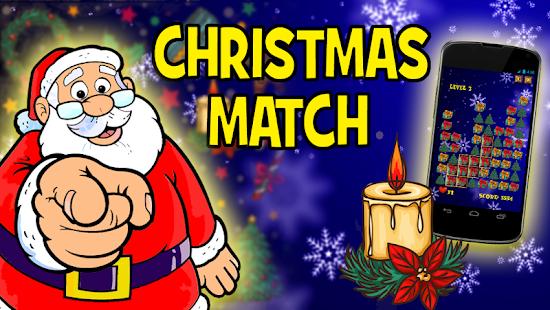Christmas Match Game 2018 - náhled