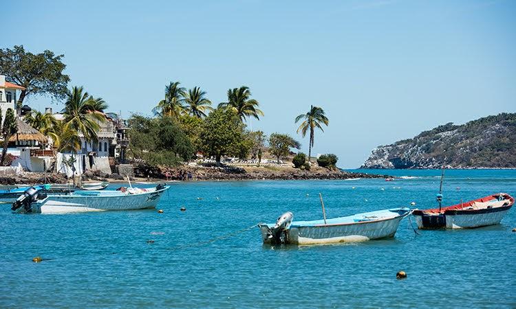 Guayabitos, qué hacer y cómo llegar a Isla Coral
