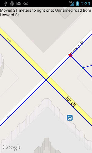 Intersection Explorer screenshot 2