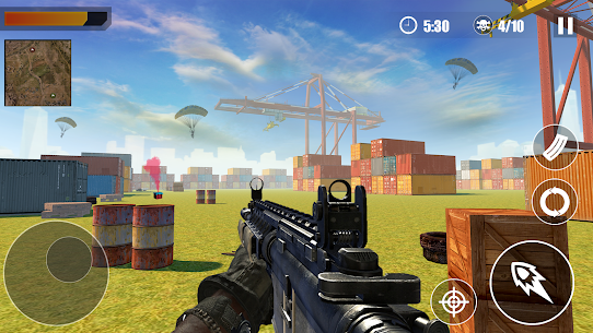 FreeFire Battleground Squad Top Action Game 2020 5