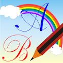 Kids Cursive Writing - Capital icon