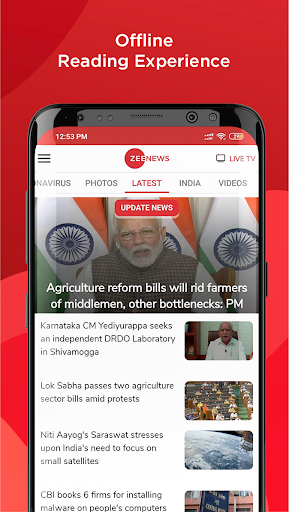 Zee News - Hindi News, Latest India News, Live TV Apk 2