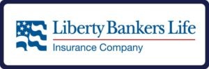 This is Liberty Bankers Life Logo