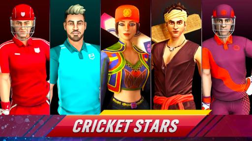Cricket Clash PvP apkslow screenshots 1