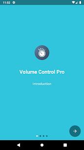 Volume Control Pro v1.0.2 [Paid] APK 1