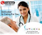 Cancer Patient care Sumukha help at home for someone with