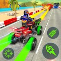 ATV Quad Bike Racing Game 3d icon