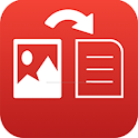 WEB TO PDF icon