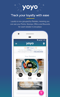 Yoyo Wallet - náhled