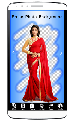 Women Fancy Saree Photo Shoot - screenshot