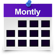 Monthly Calendar Widget apk