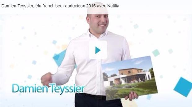 Natilia vainqueur concours franchise 2016