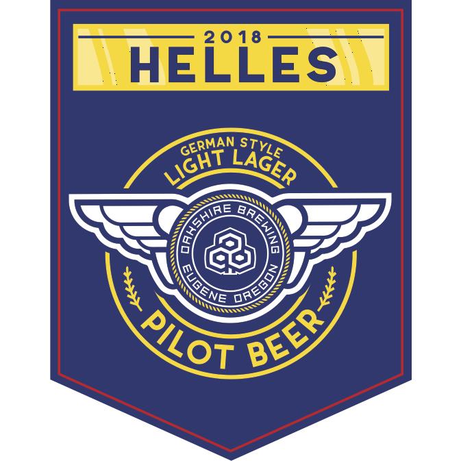 Logo of Oakshire Helles