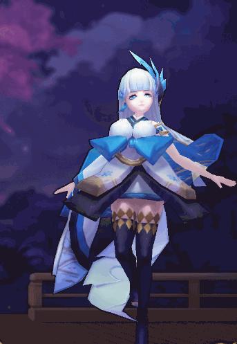 雪女(覚醒前)