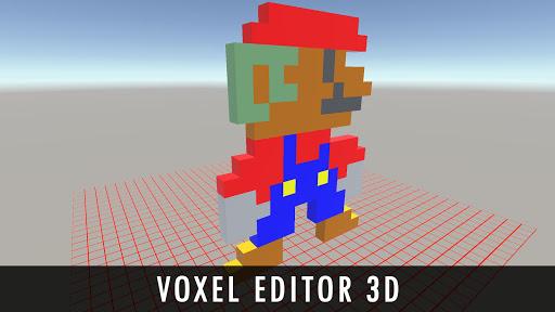 Download Voxel Editor 3d Pixel Art Builder Creator 2018