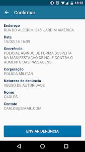 Projeto Vigilante screenshot 3