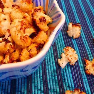 Roasted Cauliflower Popcorn (SCD, GAPS, Paleo, Gluten Free).