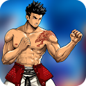 Mortal battle: Street fighter - fighting games icon
