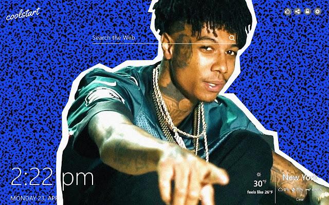 Blueface HD Wallpapers Hip Hop Music Theme
