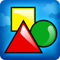 Learning Gems - Colors N Shape icon
