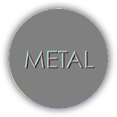 MetalCons : Launcher Icon pack