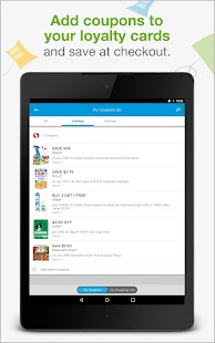 Coupons.com – Grocery Coupons & Cash Back Savings- screenshot thumbnail