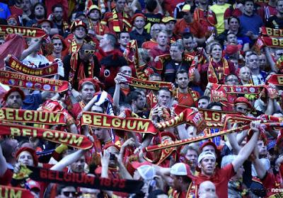 Les supporters belges pessimistes concernant les chances des Diables