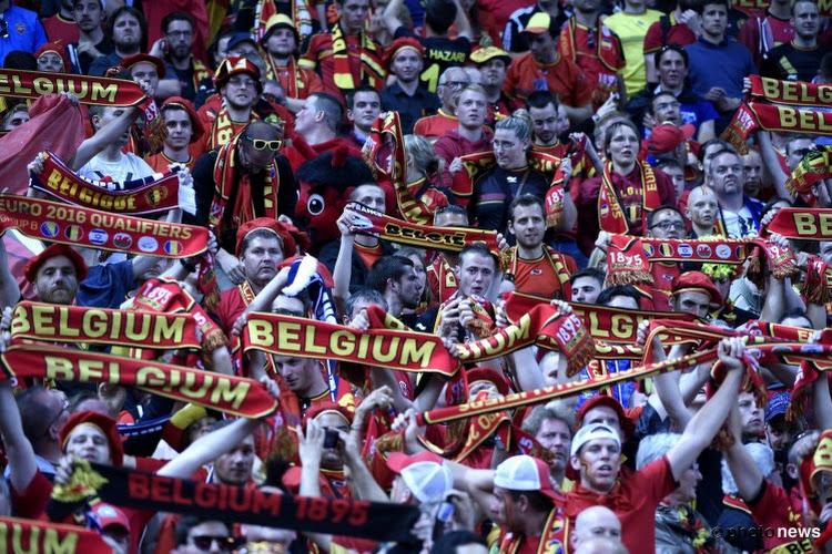 """Belgian Deaf Red Devils spelen aardig EK: """"Het volkslied levert vreemde beelden op"""""""