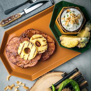 Pork Leg Steak Recipes.