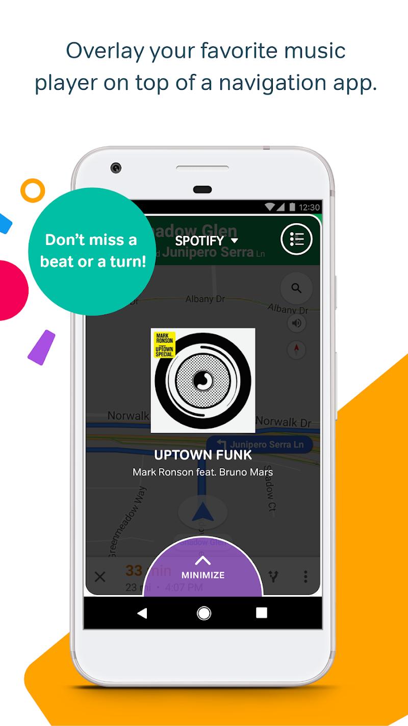 Drivemode: Safe Driving App Screenshot 2