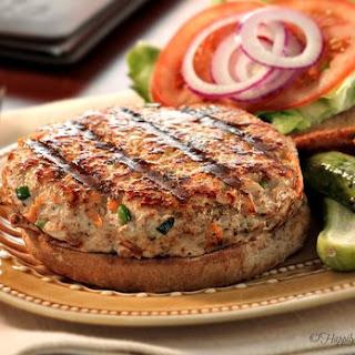 Better than Beef Turkey Burgers.