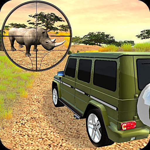 Safari Hunting 4x4