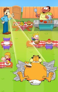 Garfield: My BIG FAT Diet Screenshot