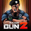 Major GUN : War on Terror - offline shooter game icon