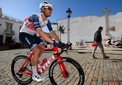 """Jasper Stuyven werd derde in tweede etappe Parijs-Nice, maar volgens hem zat er meer in: """"Ik maak een verkeerde keuze"""""""