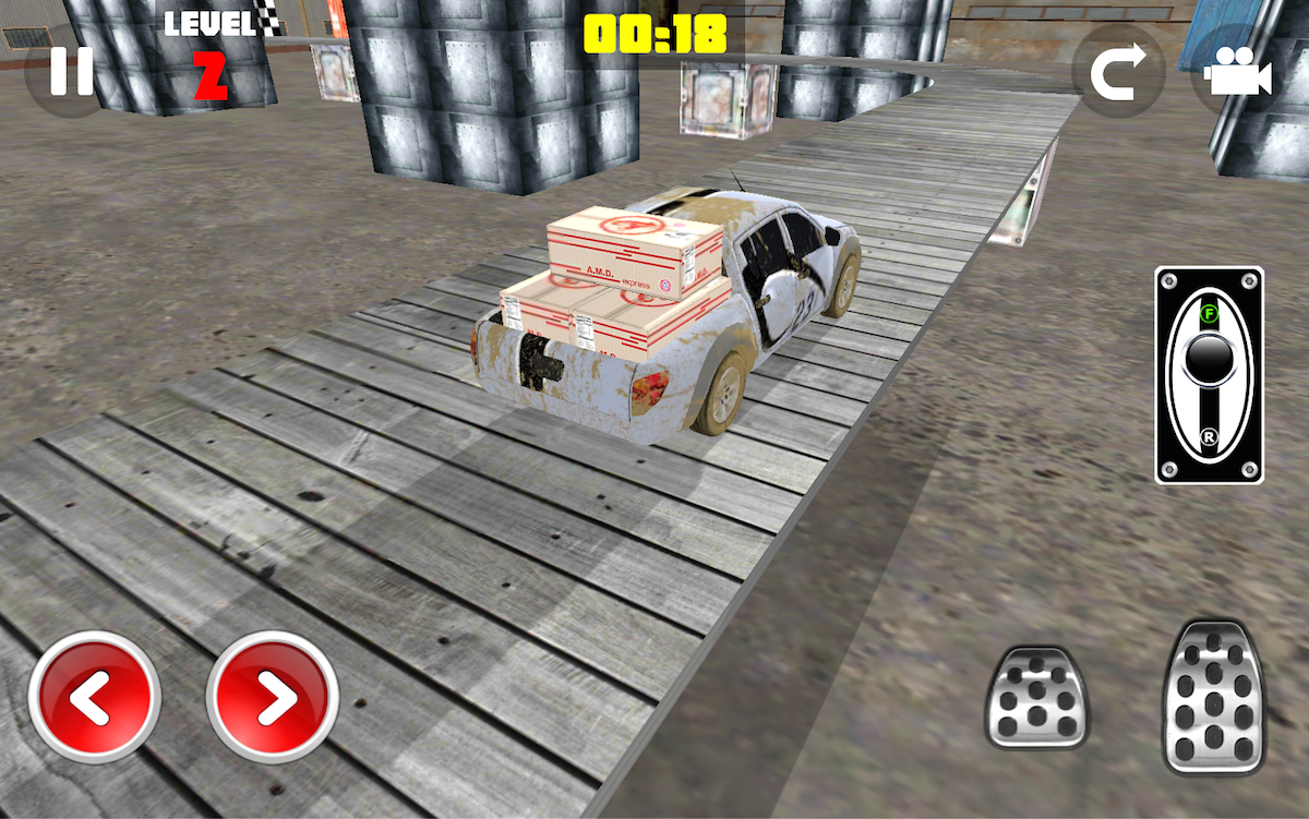 Transport Agent 3D- screenshot