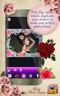 Rose Photo Frames - náhled