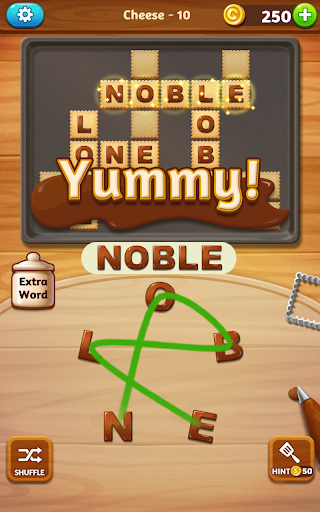 WordCookies Cross filehippodl screenshot 7