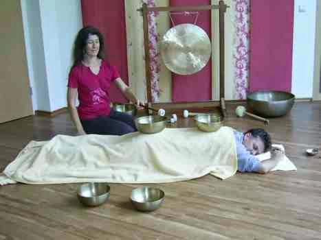 Klangmassage Intensiv Ausbildung Gastein