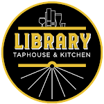 Logo for Library Taphouse