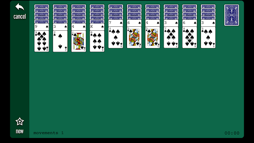Spider (king of all solitaire games) android2mod screenshots 1