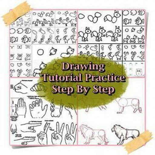 Drawing Tutorial Step By Step