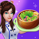 New Cooking Crispy Noodles Maker Game Chinese Food icon
