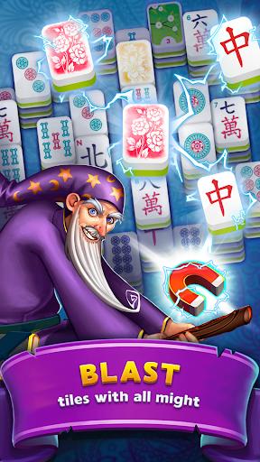 Mahjong: Magic School - Fantasy Quest 3.1 screenshots 4